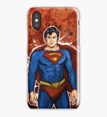 The Super Hero  iPhone Case
