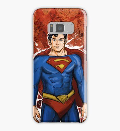 The Super Hero  Samsung Galaxy Case/Skin