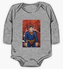 The Super Hero  One Piece - Long Sleeve