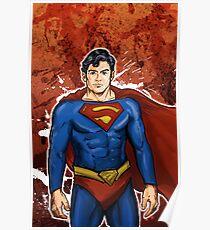 The Super Hero  Poster