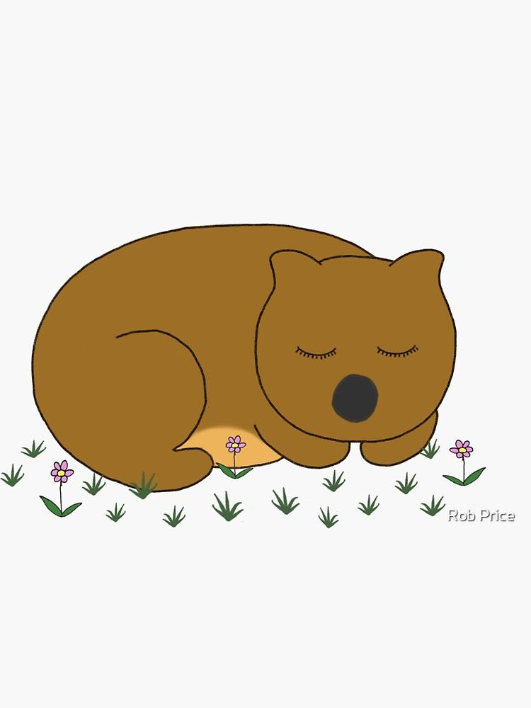Wombat Dreaming de wanungara