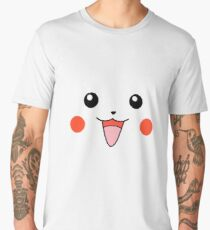 Cute Cartoon Men's Premium T-Shirt