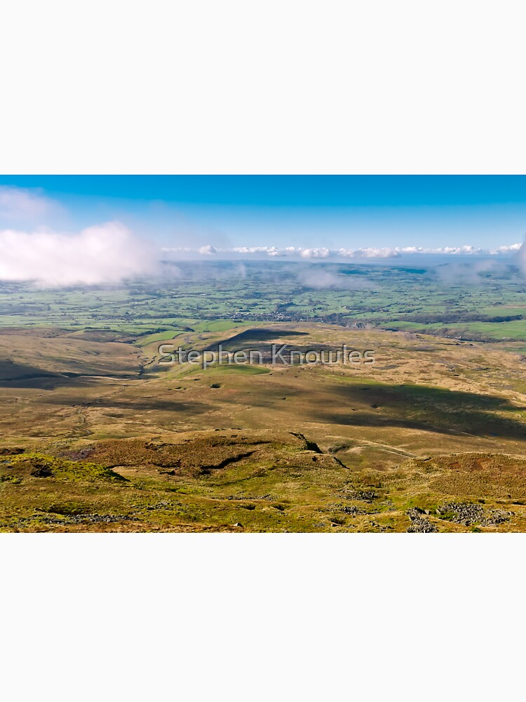 From the summit of Ingleborough by stephenknowles