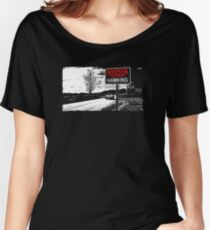 Leaving Hawkins Eleven 11 Stranger Things Women's Relaxed Fit T-Shirt