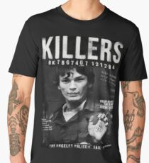 Night stalker Richard Ramirez  Men's Premium T-Shirt