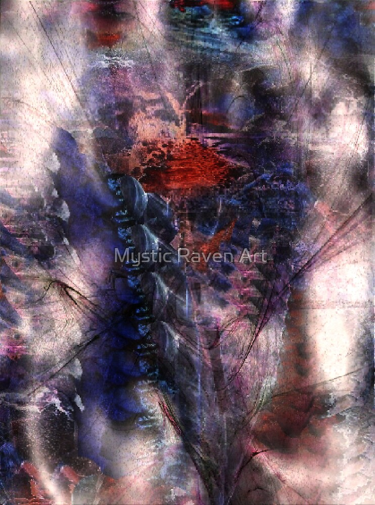 Seduce the MInd by Mystic Raven Art
