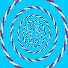 Vortex illusion by Rastaman