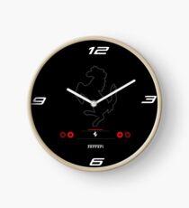 Everything Ferrari Clock