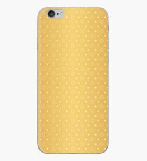 Art Deco, Simple Shapes Pattern 1 [RADIANT GOLD]  iPhone Case
