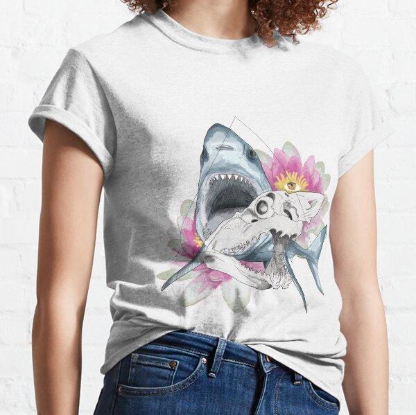Skull - The shark T-shirt classique