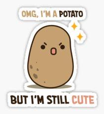 st%2Csmall%2C215x235 pad%2C210x230%2Cf8f8f8.lite 1u2 potato meme stickers redbubble