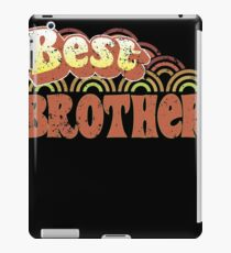 Best Brother 70s Style Clothing iPad Case/Skin