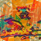 Orange Cat by RosaMarieAshby