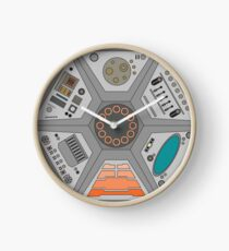 All of Time and Space Clock