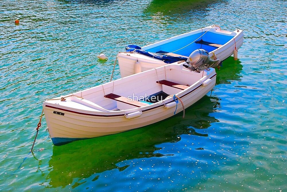 Boats by shakey