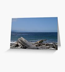 Whidbey Island  Greeting Card