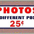 1940's Photobooth Sign by kayve