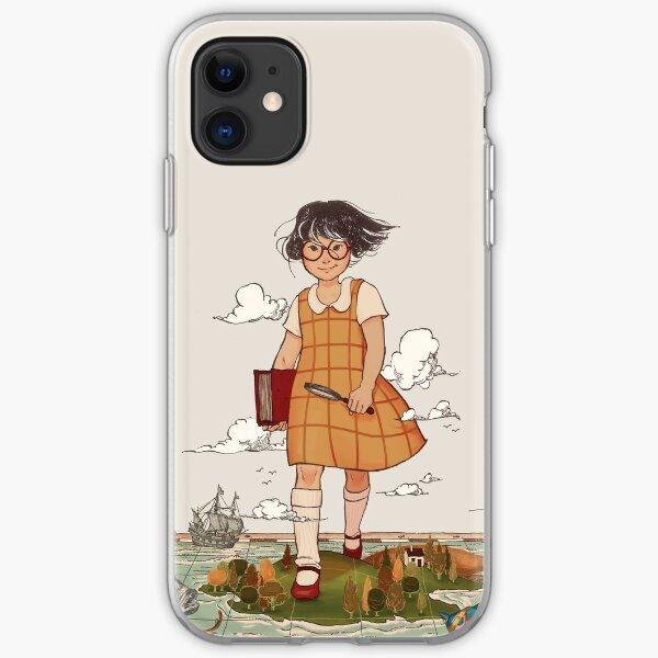 EXPLORE iPhone Soft Case