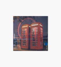 Telephone london Art Board