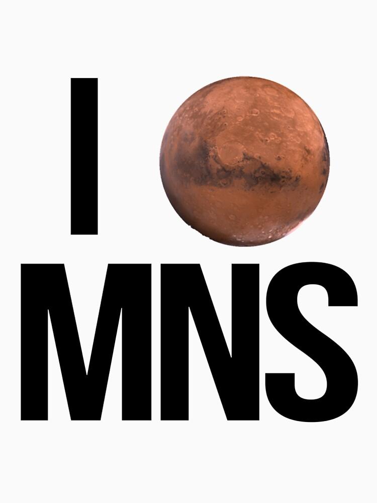 I Mars Martians by juvolabs