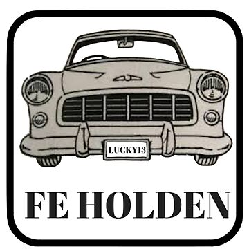 LUCKY13 THE FE HOLDEN by carter37601