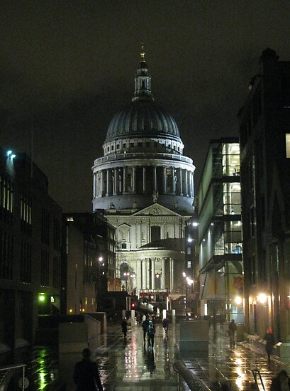 St Paul's Cathedral, London by wiggyofipswich