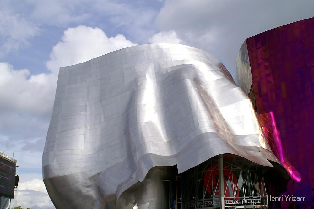 Music Museum, Seattle Washington by Henri Irizarri