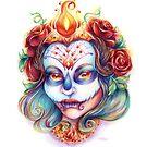 Sugar Skull by luciemammone