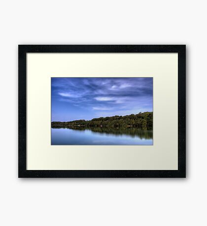 Nice Day for a Walk Framed Print