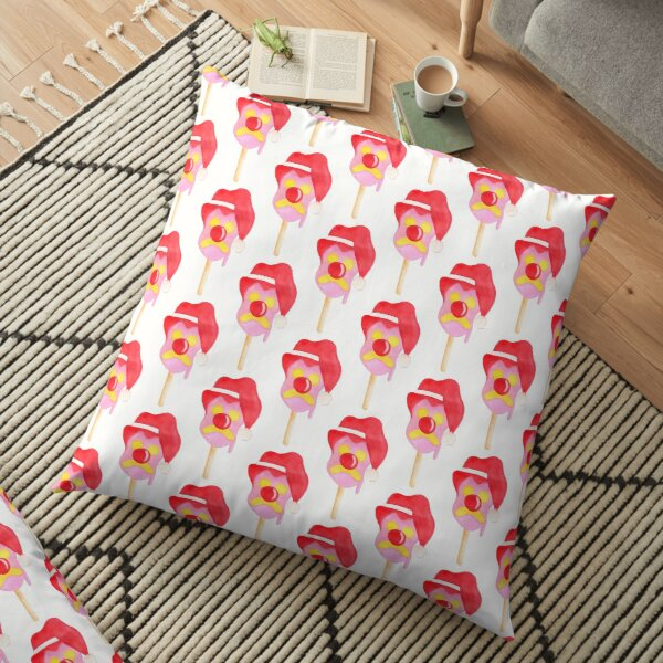 Bubble HO Bill  Floor Pillow