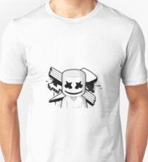 Marshmello Black/White T-Shirt