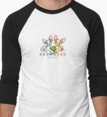 Devon Rex Lover Men's Baseball ¾ T-Shirt