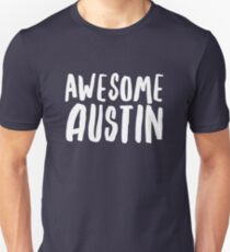 Awesome Austin Slim Fit T-Shirt