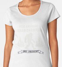 Hide and Seek World Champion Dark Tee Women's Premium T-Shirt