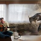 The Song Writer by Simon Groves