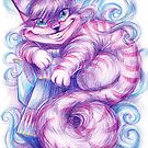 The Cheshire Cat by luciemammone