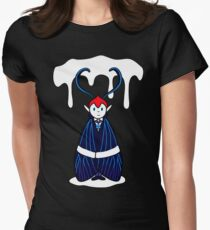 Mothboy Dracula Women's Fitted T-Shirt