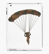 Rust Parachute Sticker iPad Case/Skin