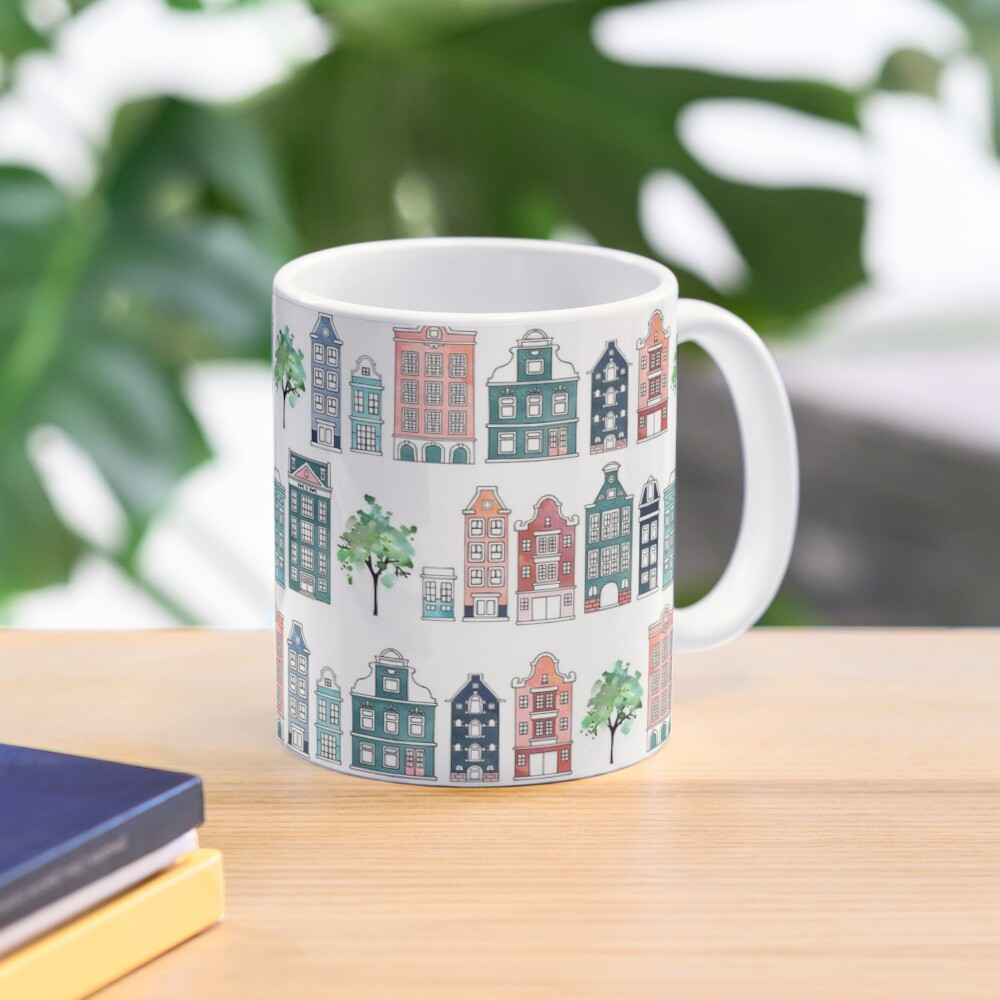 Amsterdam neighbourhoods Mug