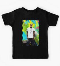 Jay Z - Celebrity (Oil Paint Art) Kids Tee