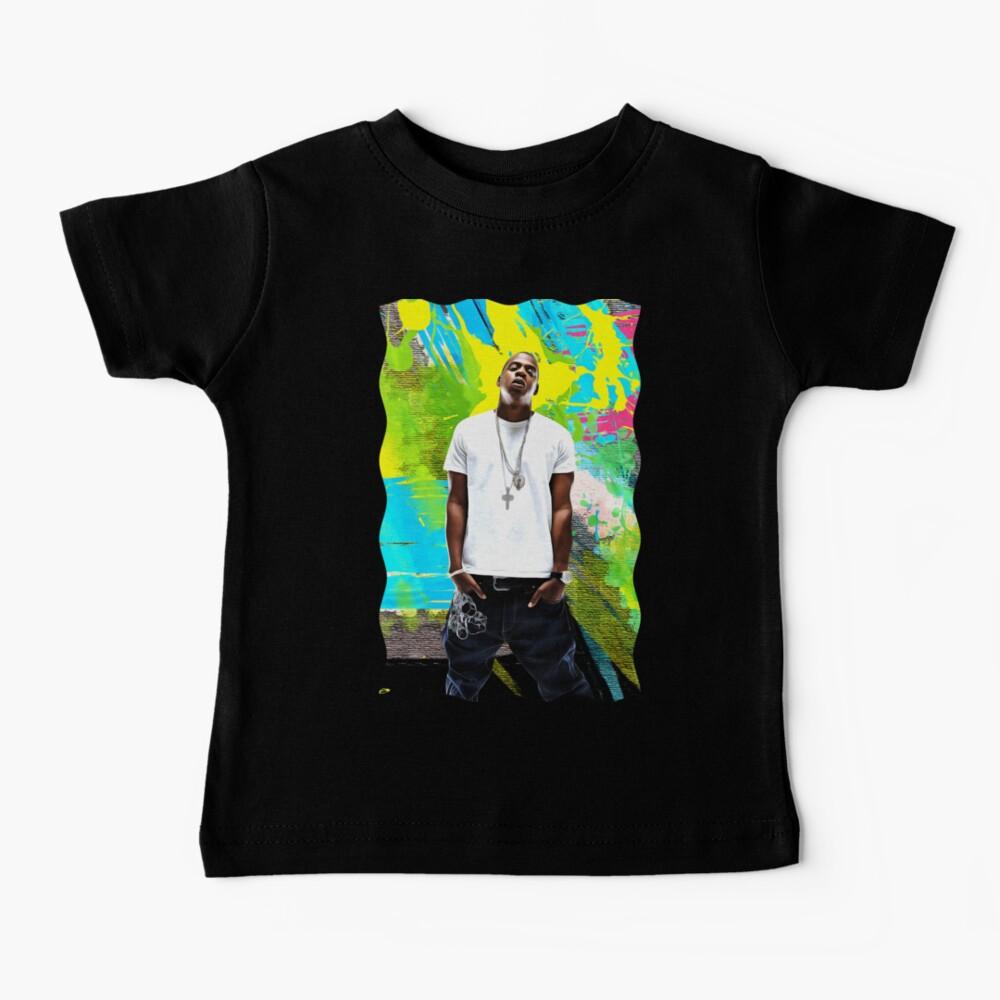 Jay Z - Celebrity (Oil Paint Art) Baby T-Shirt