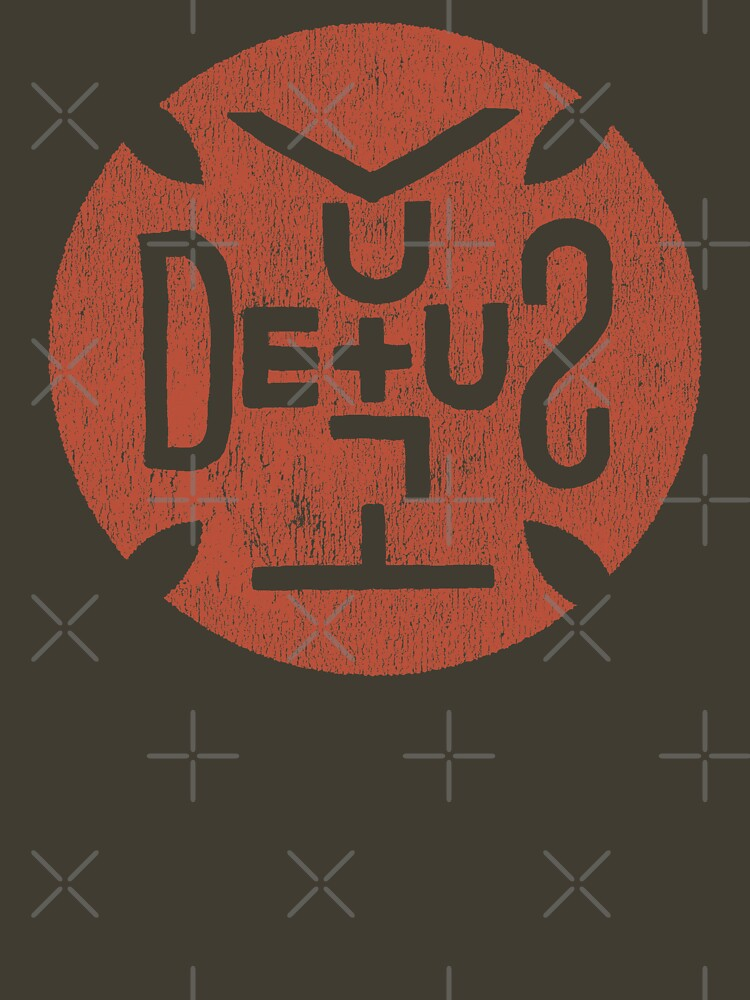 Deus Vult Shield by huffenreuter