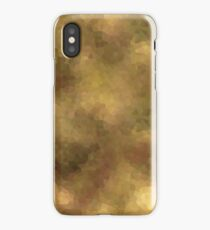 Stained Glass Camo -- Desert iPhone Case