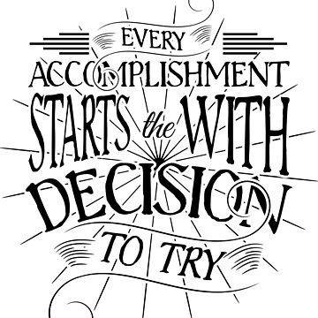 Motivational Quote Typography  by telodbaico