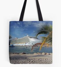 Allure of the Seas  Tote Bag