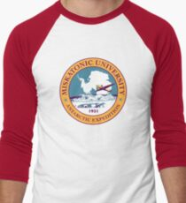 Miskatonic University Antarctic Expedition of 1931 Baseball ¾ Sleeve T-Shirt