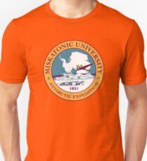 Miskatonic University Antarctic Expedition of 1931 Unisex T-Shirt