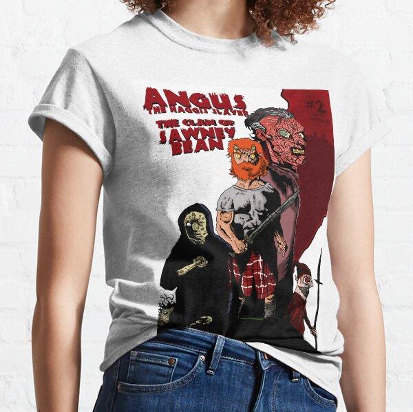Angus the Haggis Slayer Classic T-Shirt