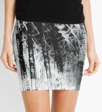 zeppelin Mini Skirt