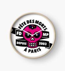 FÊTE DES MORTS À PARIS Reloj